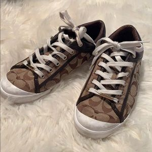 Coach Shoes Francesca